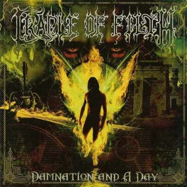 CRADLE OF FILTH (UK) - Damnation and a Day (CD, Album)