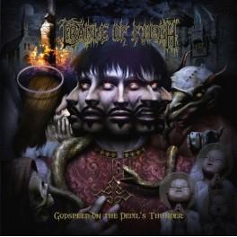 CRADLE OF FILTH (UK) - Godspeed on the Devil's Thunder (CD, Album)