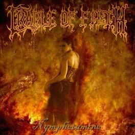CRADLE OF FILTH (UK) - Nymphetamine (CD, Album + CD, Enh + , Ltd, Digipak)