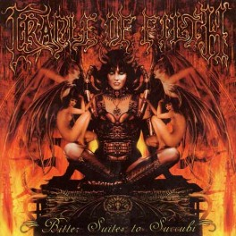 CRADLE OF FILTH (UK) - Bitter Suites to Succubi (CD, EP, Enh, Special Edition)
