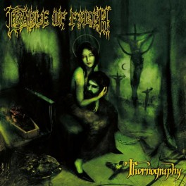 CRADLE OF FILTH (UK) - Thornography (CD, Album)
