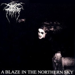 DARKTHRONE (Norway) - A Blaze In The Northern Sky (Vinyl, LP, Album, Limited Edition, Numbered, Reissue, Gatefold Sleeve, 2009)
