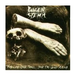 PUNGENT STENCH (Austria) - For God Your Soul...For Me Your Flesh (LP, Album, First Press)