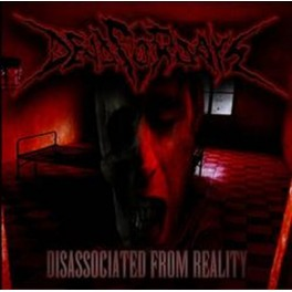 DEAD FOR DAYS (US) - Disassociated from Reality CD 2008