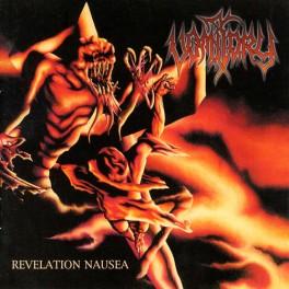 VOMITORY (Sweden) - Revelation Nausea LP 2019 Reissue)