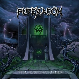 PUTERAEON (Sweden) – The Esoteric Order (Vinyl, LP, Album, Limited Edition, Blue, 2011)