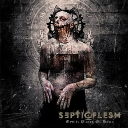 SEPTICFLESH (Greece) – Mystic Places Of Dawn (2×Vinyl, LP, Reissue, Remastered, Limited Edition, Red Transparent , 2013)
