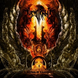 DYSMORPHIC (France) – A Notion of Causality CD 2013