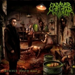 CADAVER MUTILATOR (Italy) ‎– Murder Death Kill CD 2013