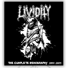 LIVIDITY (US) – The Cumplete Demography 1994-2005 (2×Vinyl, LP, Compilation, Limited Edition, White)