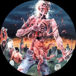 CANNIBAL CORPSE (US) - Eaten Back to Life (Vinyl, LP, Picture Disc, Ltd., 25th Anniversary Reissue)