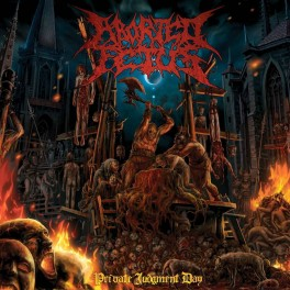 ABORTED FETUS (Russia) - Private Judgment Day CD 2014