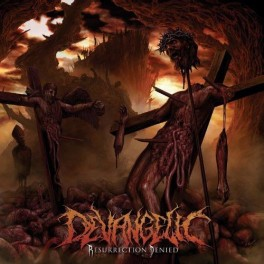 DEVANGELIC (Italy) - Resurrection Denied CD 2014