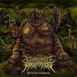 FERMENTED MASTURBATION (Norway) – Perverted Slamicide MCD 2014