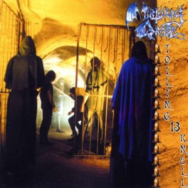 MORTUARY DRAPE (Italy) - Tolling 13 Knell (Gatefold DLP, Remastered, Reissue, 2013)