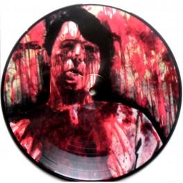 """BLOOD DUSTER (Australia) – Menstrual Soup Pic Vinyl, 7"""", Remastered, Reissue"""