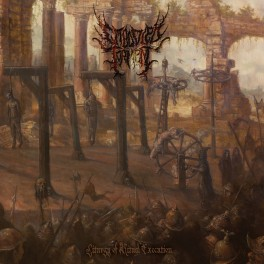 EMBODIED TORMENT (US) – Liturgy Of Ritual Execution CD 2015 (Brutal Death Metal)