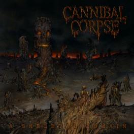 CANNIBAL CORPSE (US) - A Skeletal Domain (Vinyl, LP, Album, Limited Edition, Nuclear Green/Black)