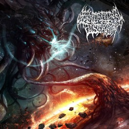 GRAVITATIONAL DISTORTION (Canada)‎ – The Void Between Worlds CD 2015