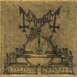 "MAYHEM (Norway) – Esoteric Warfare 2014 (2 × Vinyl, 12"", 45 RPM, Album)"