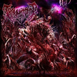 TRAUMATOMY (Rus/Jap) ‎– Transcendental Evisceration of Necrogenetic Beasts LP 2016