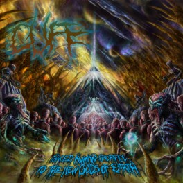 CUFF (Canada) – Forced Human Sacrifice to the New Gods of Earth CD 2013