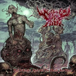 CORPSE COOK (China) ‎– Hell Is Empty, and All the Devils Are..  CD 2014