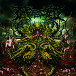INGESTED (UK) ‎– Surpassing the Boundaries of Human Suffering LP 2016