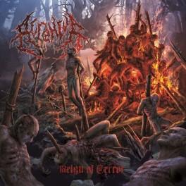 ACRANIUS (Germany) – Reign of Terror CD 2017