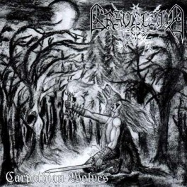 GRAVELAND (Poland) - Carpathian Wolves (LP black vinyl) 2008