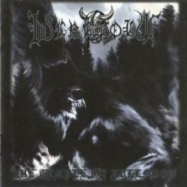 WEREWOLF (Poland) – The Temple of Fullmoon LP 2015 (Black Metal) White, Ltd.