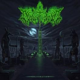 BLADE OF HORUS (Australia) – Obliteration CD 2018 (Brutal Death Metal)