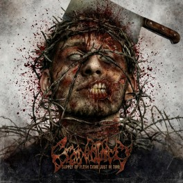 CRANIOTOMY (Slovakia) – Supply of Flesh Came Just in Time CD 2013