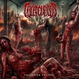 COLPOCLESIS (UK) – Fallopian Fallout CD 2017