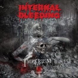 INTERNAL BLEEDING (US) - Imperium LP 2014 Red Vinyl