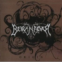 BORKNAGAR (Norway) - Origin CD 2006