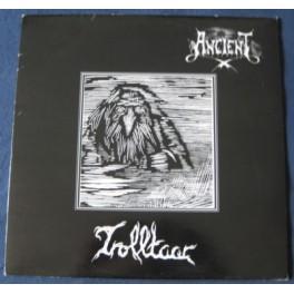 """ANCIENT (Norway) - Trolltaar (12"""", MiniAlbum, Ltd to 1000, First Press from 1995)"""